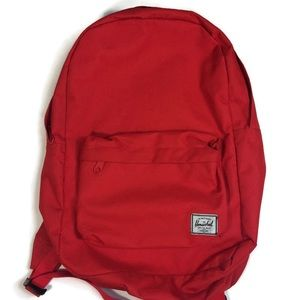 Herschel Supply Company Red Backpack Bookbag